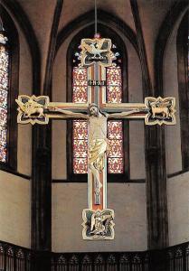 Osnabrueck Ev. luth St Marien-Kirche Triumphkreuz Church Crucifix