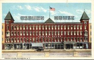 New York Rochester The Osburn House