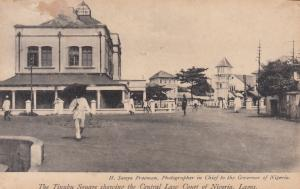 The Tinubu Square showing the Central Law Court, LAGOS , Nigeria , 00-10s