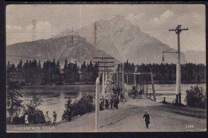 Cascade Mtn,Banff,Alberta,Ccanada BIN