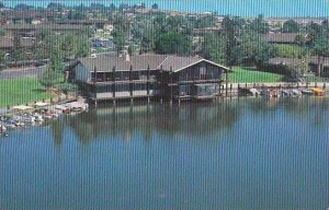 California Lake San Marcos Frohlanders Quails Inn Dinnerhouse Restaurant