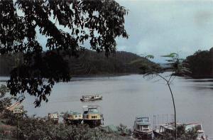 Thekkady Boat Landing - Kerala, India