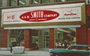 PHILADELPHIA , Pennsylvania, 1950-1960s ; A.&B. Smith Company , Artist Materials