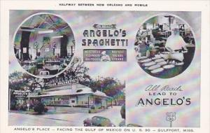 All Toads Lead To Angelo, place Restaurant Gulfport Mississippi