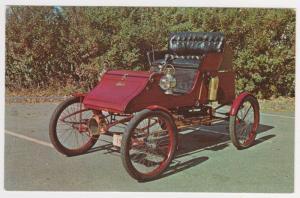 Stanley Steam Car Vintage Postcard A35