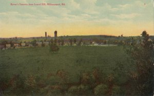 WILLIAMSPORT , Maryland , 1900-10s ; Bryan's Tannery