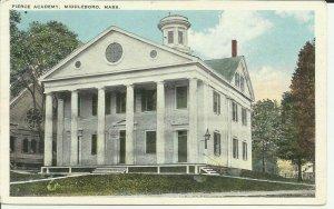 Middleboro, Mass., Pierce Academy