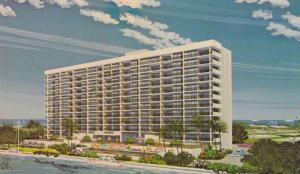 Silver Thatch , Intracoastal Condominium , POMPANO BEACH , Florida , 40-60s