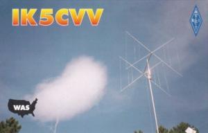 Amateur Radio IK5CVV Claudio Lencioni San Madario Italy