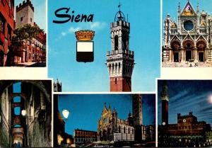 Italy Siena Multi View