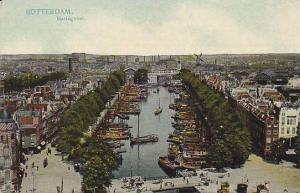 Rotterdam , Netherlands , 00-10s ; Haringvliet