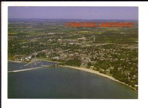 Lakefront, Cobourg, Ontario, Large 5 X 7 in Postcard