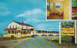 Canada Quebec Madeleine Centre Motel Du Rocher