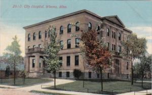 Minnesota Winona The City Hospital