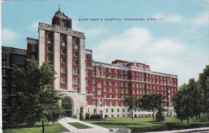 Minnesota Rochester St Mary's Hospital