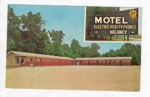 Sunset Motel, Rockingham, North Carolina, 1940-1960s
