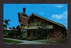 CA Chalet Pancake House Restaurant ANAHEIM CALIFORNIA