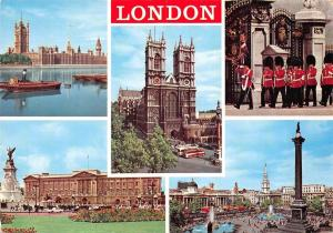 London multiviews The Houses of Parliament Westminster Abbey The Palace Guard