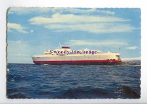 FE2157 - Canadian Ferry - Coho , built 1959 - postcard