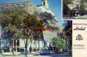 ORRINGTON HOTEL EVANSTON, IL. adjoining Northwestern University campus