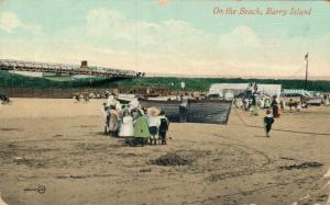 USA - On the Beach Barry Island 01.95