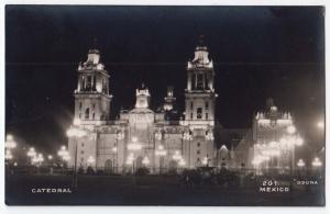 RPPC, Catedral, Osuna Mexico