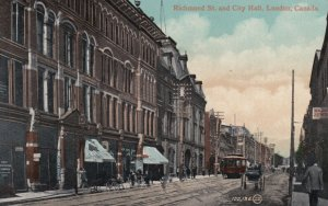LONDON , Ontario , Canada , 00-10s ; Richmond Street