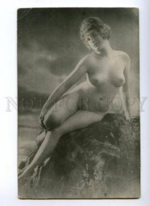 149698 NUDE Woman NYMPH MERMAID Vintage PHOTO