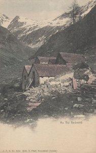 Au Val Bedrefto , Switzerland , 1901-07