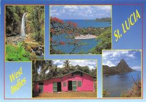 us7988 west indies st lucia  Caribbean Sea
