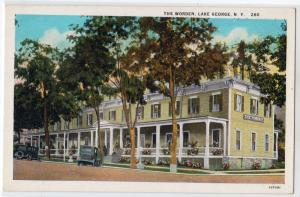 The Worden, Lake George NY