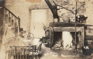 RP: WALLINGFORD , Vermont , PU-1935; Old Stone Shop