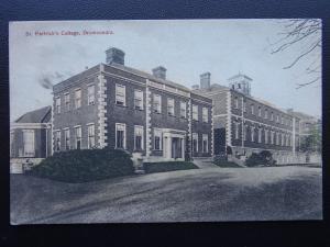 Ireland Dublin DRUMCONDRA St. Patrick's College c1905 Postcard by Hely's Ltd