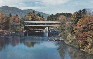 Artist Favorite Covered Bridge - Conway NH, New Hampshire