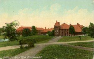 NY - Ogdensburg. St Lawrence State Hospital