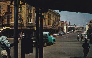 Exchange Avenue , FORT WORTH , Texas , 50-60s