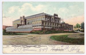 Horticultural Hall Fairmount Park Philadelphia 1907 UND