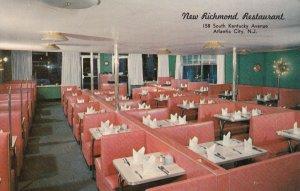 New Jersey Atlantic City New Richmond Restaurant Interior sk2618