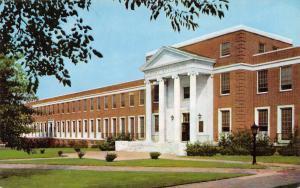 Greensboro~Women's College~University of North Carolina~Home Economics Bldg~1958