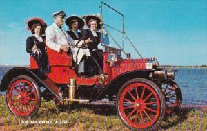 Vintage Auto 1908 Maxwell Auto
