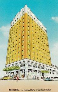 NASHVILLE , Tennessee , 1940-50s ; The Noel...Nashville's Smartest Hotel
