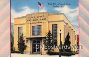 Lake Shore National Bank Dunkirk, NY, USA 1958