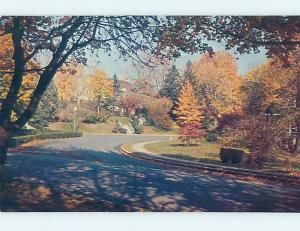 Unused Pre-1980 TERRACE SECTION OF NORTH END Hagerstown Maryland MD c9752