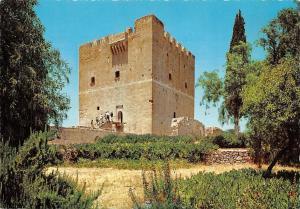 Cyprus Limassol, Kolossi Castle, Chateau, Schloss