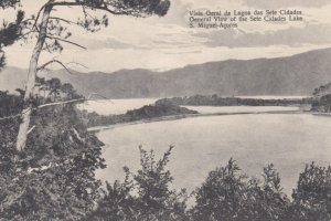s. Miguel , Azores , Portugal , 00-10s ; Sete Cidales Lake