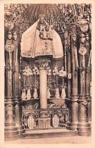 France Cathedrale de Chartres La Vierge du Pilier