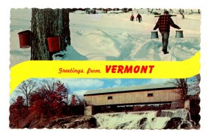 VT - Greetings from Vermont