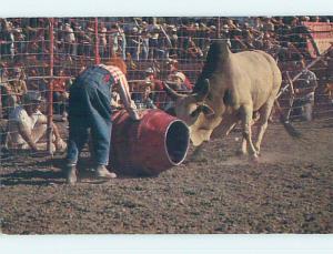 Pre-1980 TOWN VIEW SCENE Calgary Alberta AB p9395