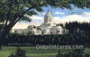 Olympia, Washington, WA  State Capital, Capitals Postcard Post Card USA  Olym...