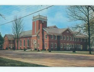 Pre-1980 CHURCH SCENE Harrisonburg Virginia VA W6607
